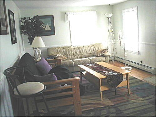 Living Room upstairs