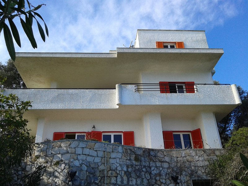 Villa al mare