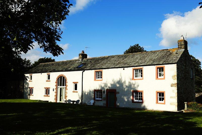 Town Head, Reagill, Penrith, Cumbria situated in the Eden Valley, casa vacanza a Orton