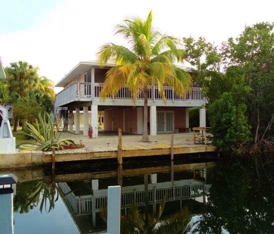 Casa Rosa, alquiler de vacaciones en Ramrod Key