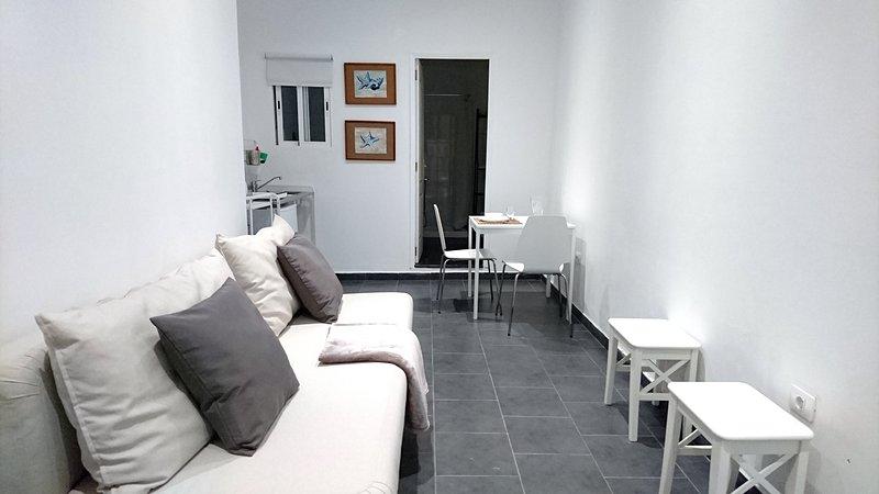 Center capital 22 m2 Ground floor, aluguéis de temporada em Santa Cruz de Tenerife