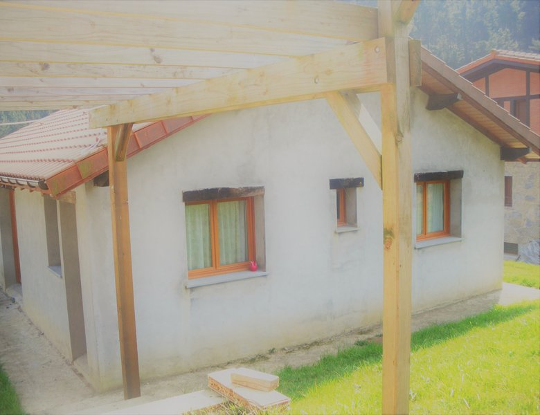 casita de campo cerca de Lekeitio – semesterbostad i Ermua