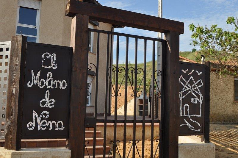 El Molino de Nena, tu casa de vacaciones, alquiler de vacaciones en León