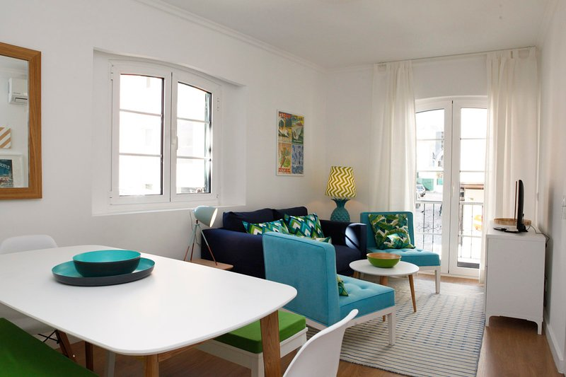 Cascais Portuguese Riviera Apartment – semesterbostad i Estoril