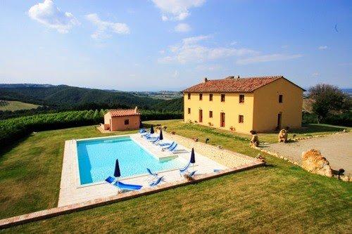 Villa il Caggio_San Gimignano_2