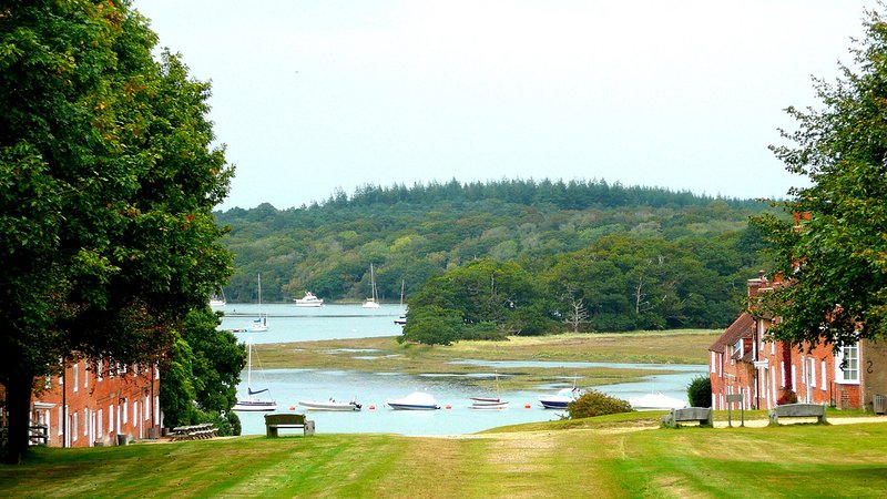Nearby - Bucklers Hard, New Forest