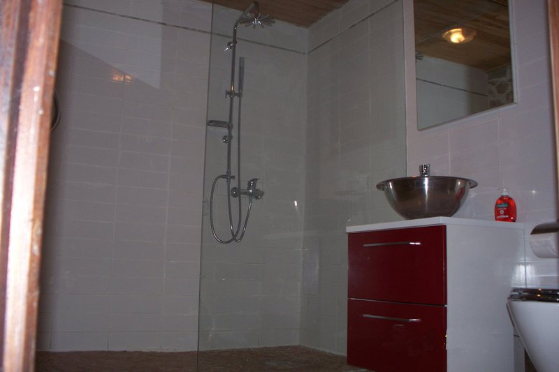 Main  modern wet room.
