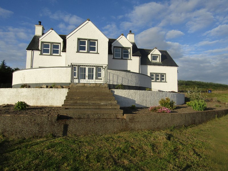Knockinaam House, holiday rental in Portpatrick