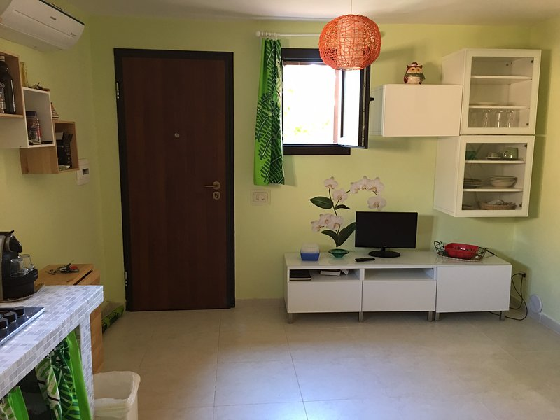 Casetta Castelnuovo di Porto, casa vacanza a Riano