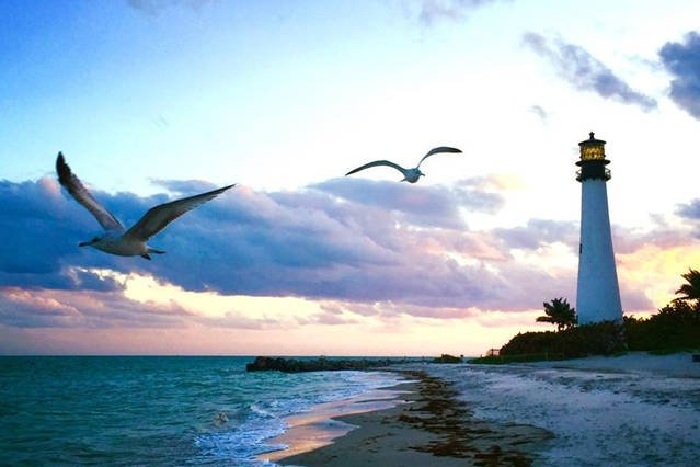 The Ocean Breeze is waiting for you, casa vacanza a Key Biscayne