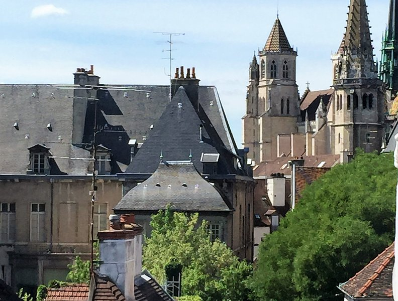 Best View In Dijon. Large 2 Bedroom Apartment., holiday rental in Fixin
