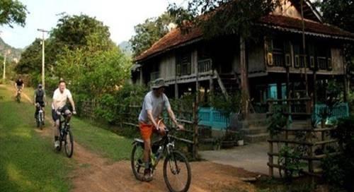 Hoa  Ban  Homestay – semesterbostad i Mai Chau