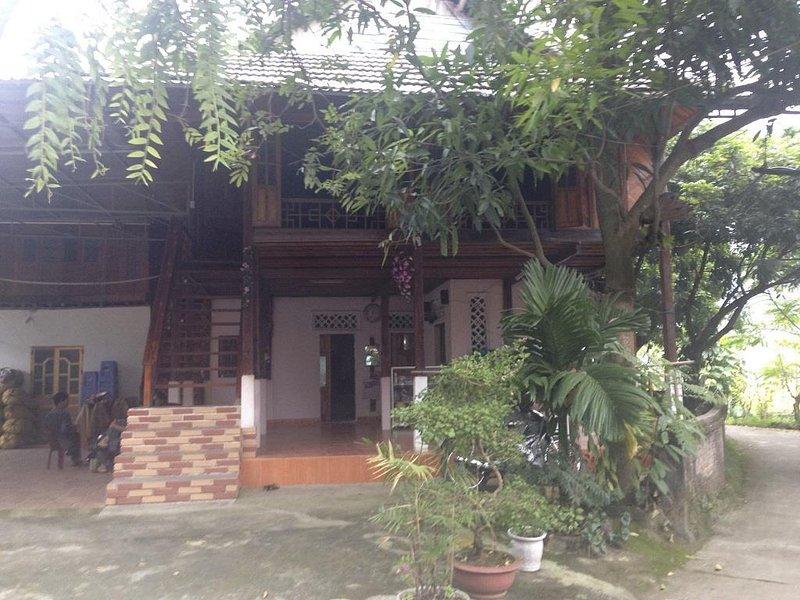 No  24    Stilt  house – semesterbostad i Mai Chau