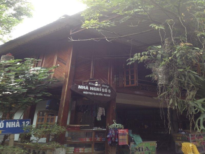 No 5 Stilt  House – semesterbostad i Mai Chau