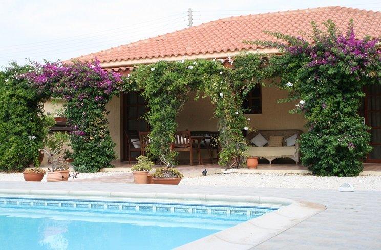 Villa Kallista, holiday rental in Pissouri