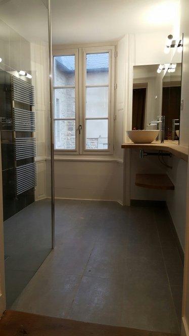 Villa des ursulines appartement vue cathédrale, casa vacanza a Bayeux