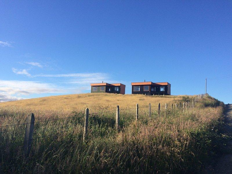 Cabañas altos de Putemun - un sueño de naturaleza, alquiler vacacional en Isla de Chiloé