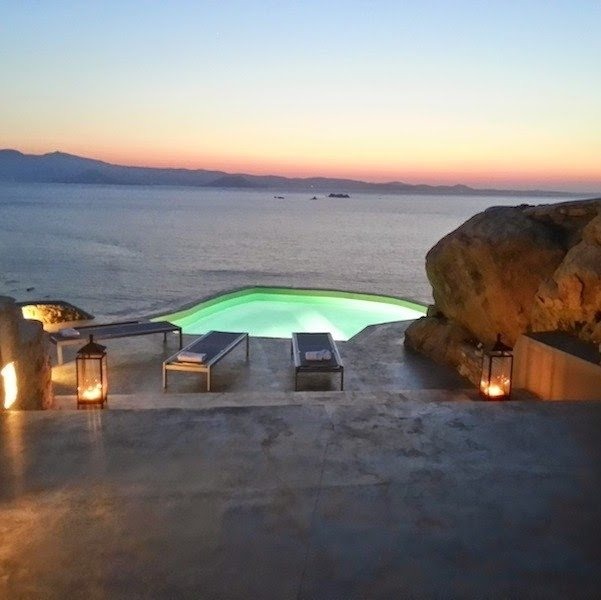 Luxury SeaFront villa, most beautiful site Naxos Cyclades,little piece of heaven, alquiler vacacional en Naxos