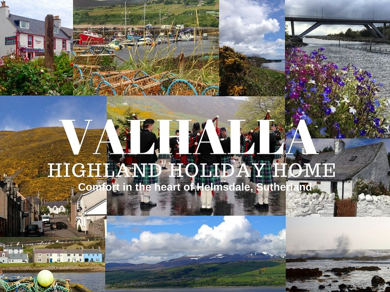 Highland Holiday Home Helmsdale