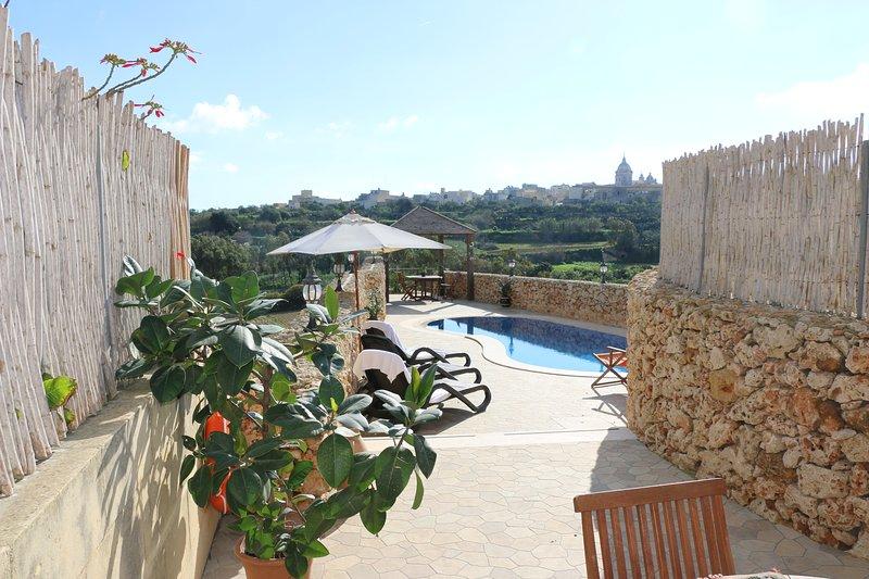 Gozo A Prescindere Bed & Breakfast (5), holiday rental in Nadur