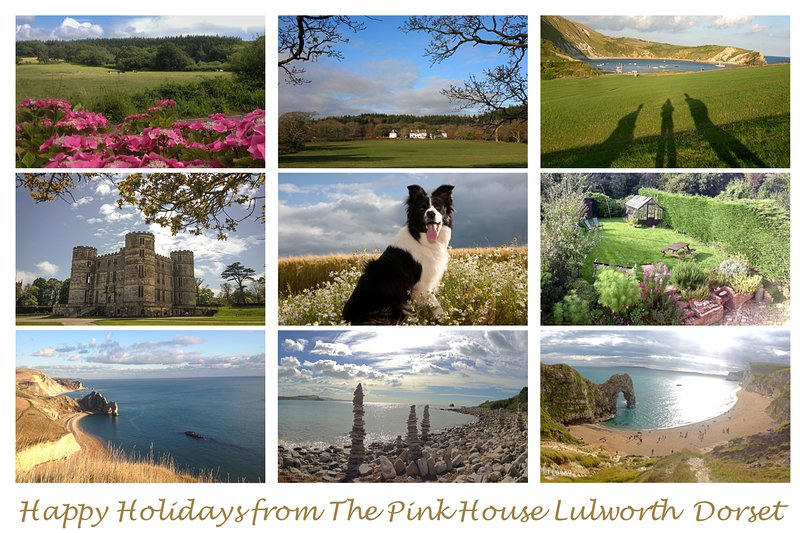 we welcome you to enjoy your stay at The Pink House Lulworth and this most beautiful part of Dorset