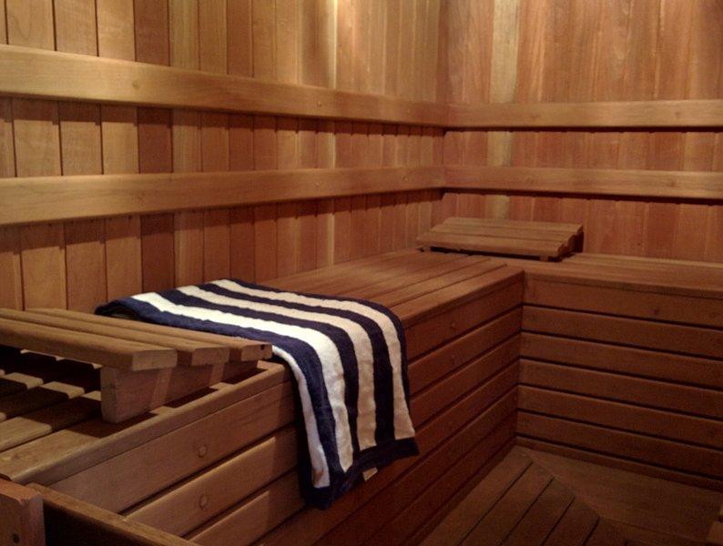 Sauna property