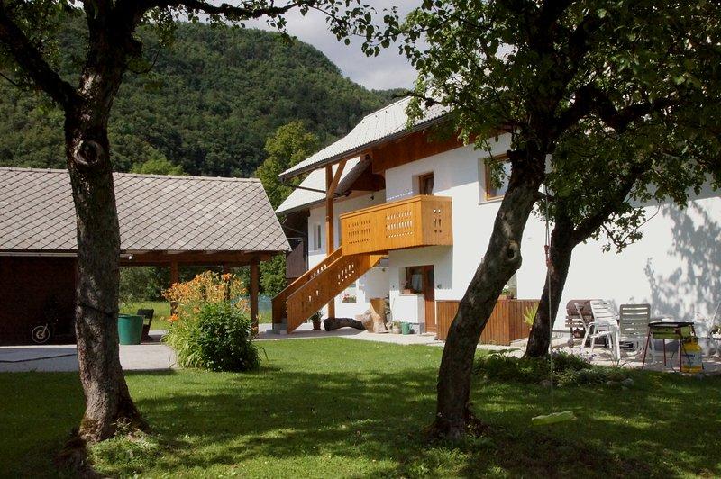Apartments Markez - Garden