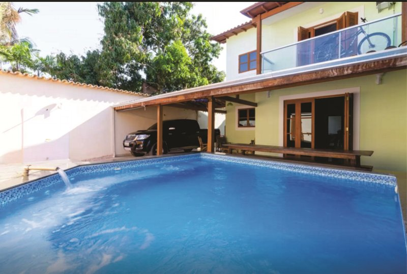 Casa com piscina no Centro Paraty RJ, holiday rental in Paraty