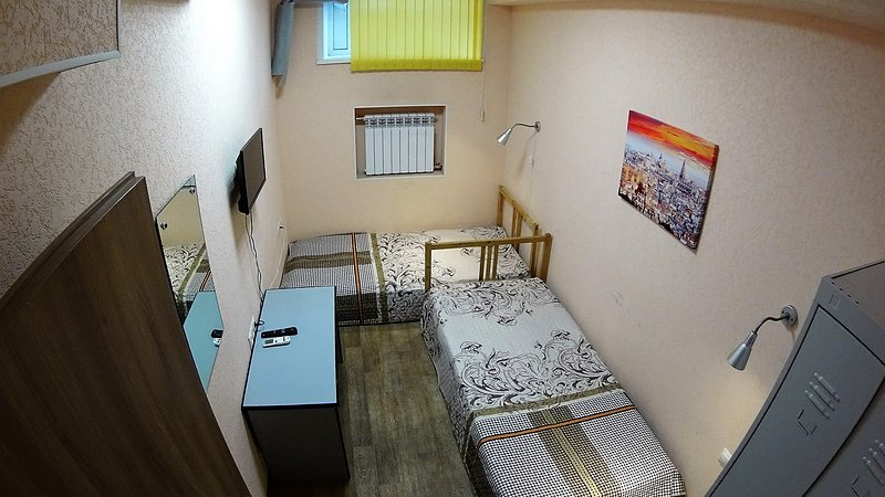 Hostel On-Day, holiday rental in Berdsk