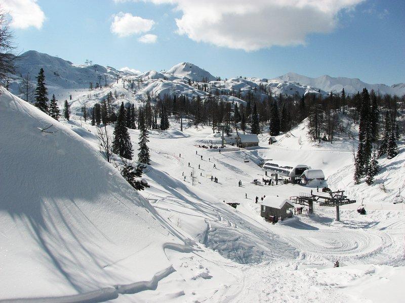 Bohinj - Vogel ski centre