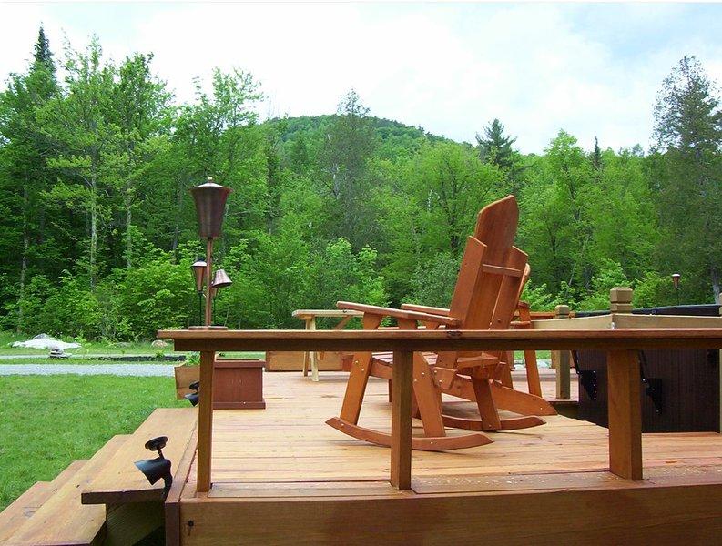 cubierta de Beaver Creek Lodge