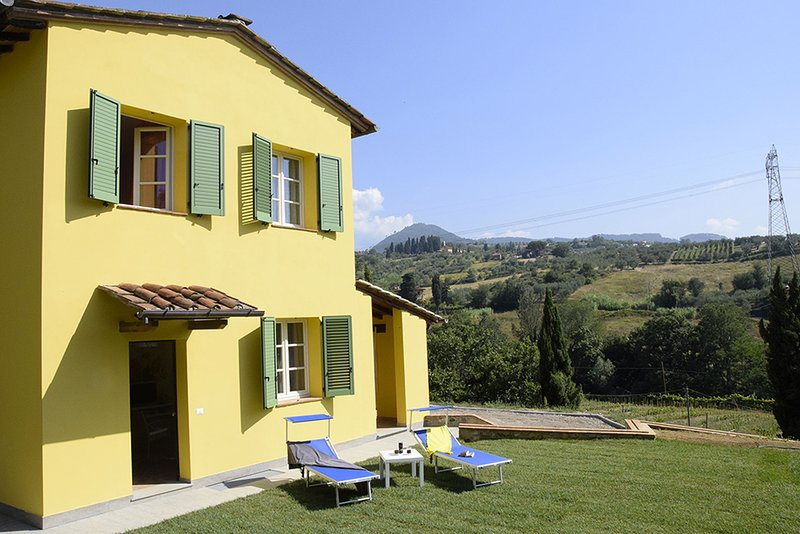 CASA MARTA - VIEW OF THE PROPERTY