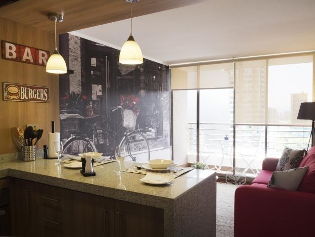 Departamento Amoblado, holiday rental in Lo Solar
