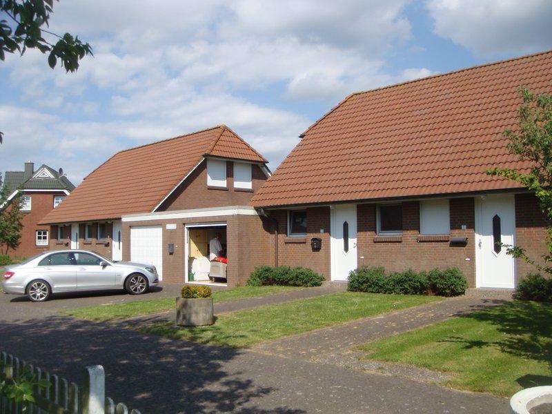 Nordseeferienhäuser Tötel im Nordseeheilbad Friedrichskoog-Spitze, holiday rental in Friedrichskoog