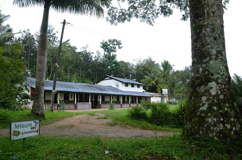Leisure Homestay, holiday rental in Sakleshpur