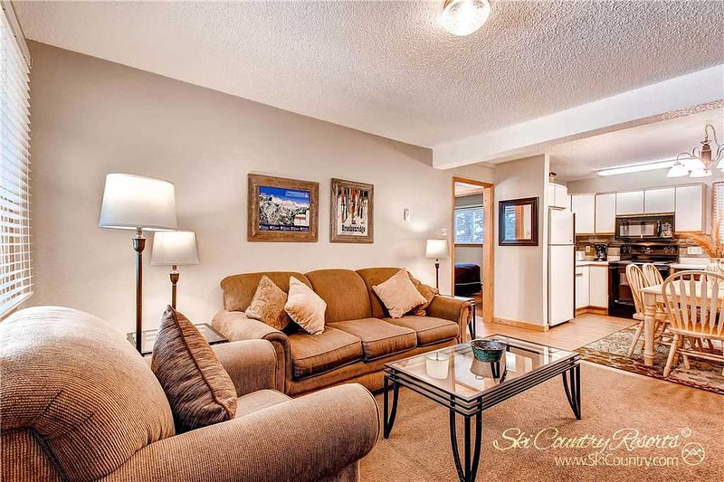 Park Meadows 1D by Ski Country Resorts, vacation rental in Breckenridge
