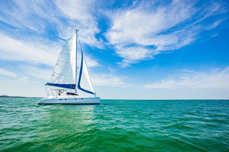 Catamaran Calypso With Summerallthetime Sailing Co Updated 2019