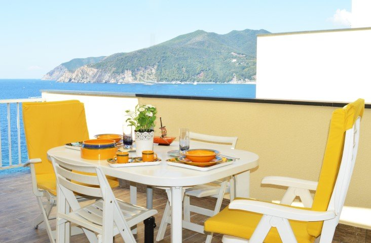 ILA1306 House Maestrale - Moneglia - Liguria, vacation rental in Framura