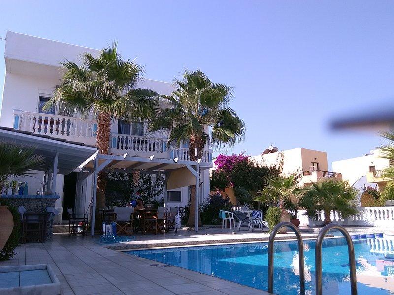 apartments Blue&white, location de vacances à Vouves