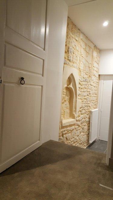 Villa des ursulines vue cathédrale logement cocooning, casa vacanza a Bayeux