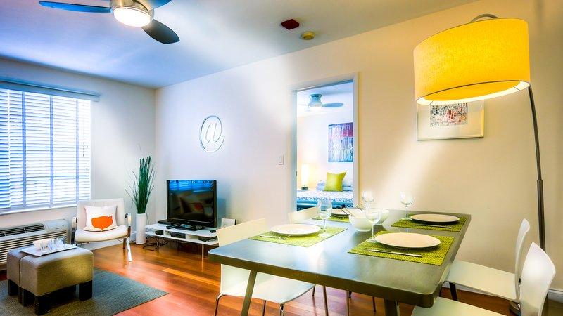 Di Lido, Pool + Private garden, holiday rental in Miami Beach