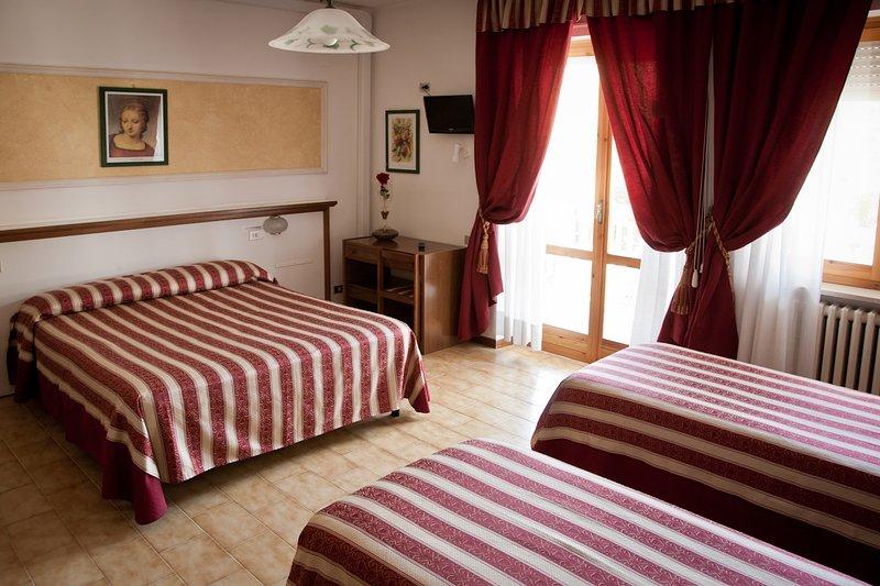 B&B Hotel Vignola Assisi Family Room, casa vacanza a Tordandrea