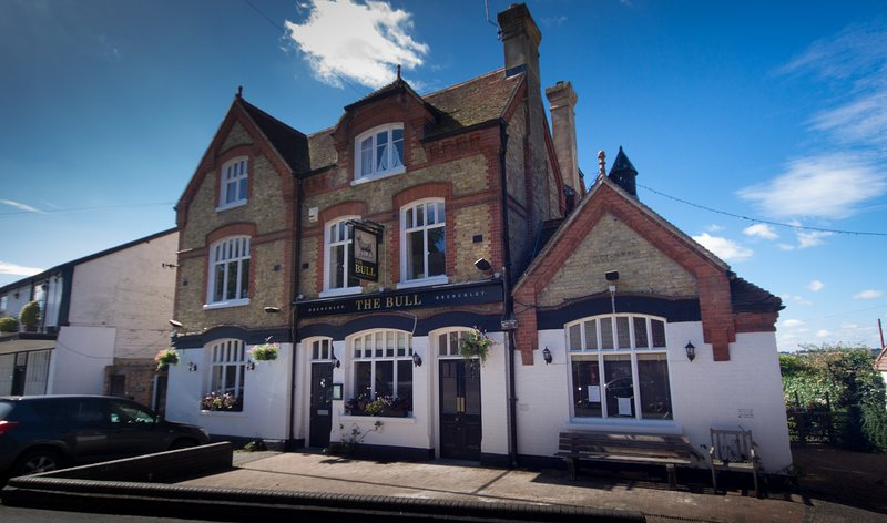A grade II listed pub converted to luxury self-catering accommodation