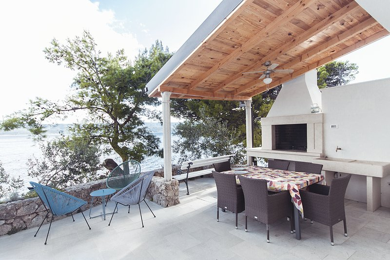 The big calm, holiday rental in Stanici
