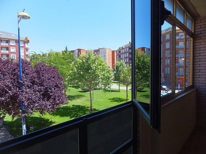 Apartamento Conde de León, vakantiewoning in Garrafe de Torio