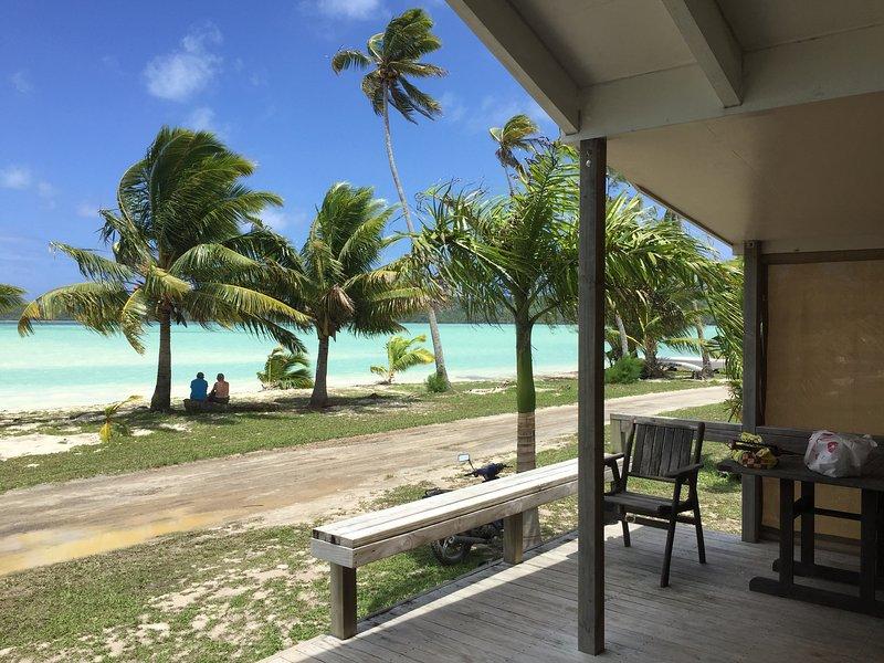 Aitutaki Ootu Villa, vacation rental in Cook Islands