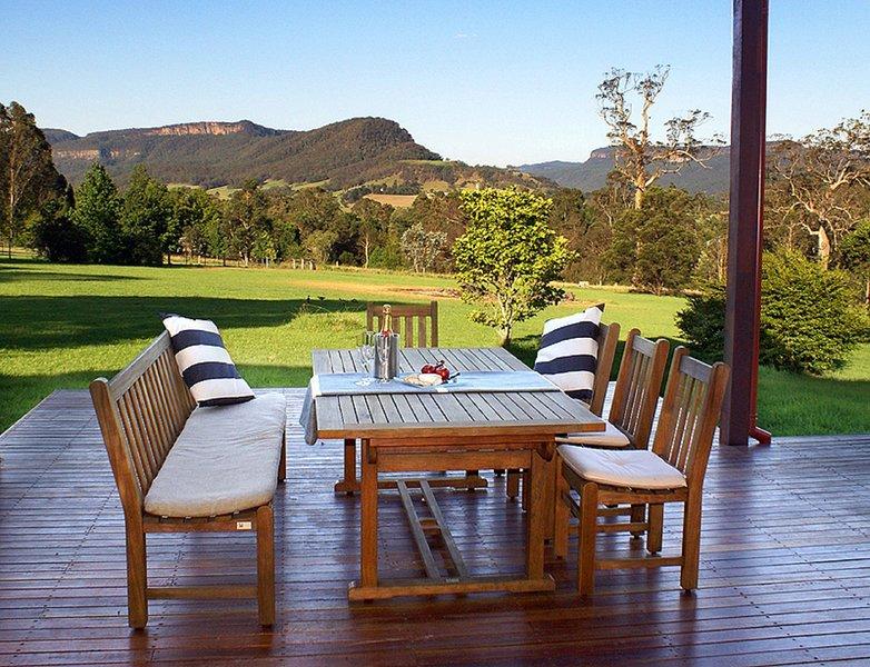 Kangaroo Valley House - Contemporary luxury!, vacation rental in Kangaroo Valley