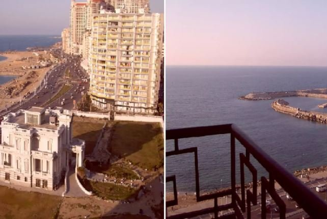 Alexandria Apartment Beach View, vacation rental in Alexandria Governorate