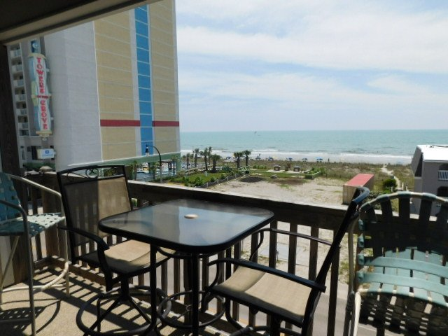 Nice The Grill House North Myrtle Beach Part - 10: Ocean Terrace C3