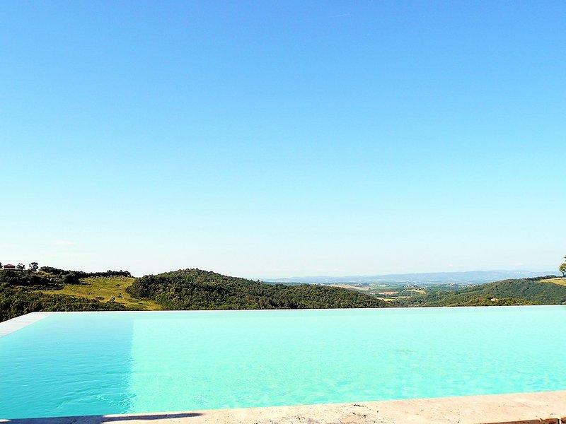 Hermosas vistas desde la piscina